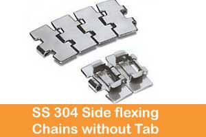 SS 304 flat top chain manufacturers