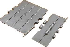 S.S. 430 Straight Running Chain Single Hinge (Magnetic) India